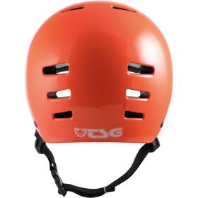 TSG Evolution Solid Color Casco, naranja